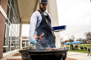 brian grilling